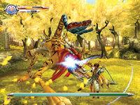Genji DoS game screenshot 3