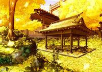 Myogyoji Temple concept art 4