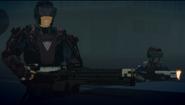 Vanguard soldiers
