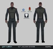 Chase Uniform