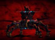 Teaser Spider Tank