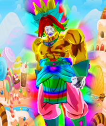 Legendary Super Whorian God