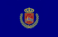 Navy Blue Flag of the Principality of Genovia (Kingdom of Genovia).png