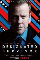 Designated Survivor (Season Three) Poster