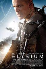 Elysium (2013) Poster
