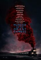 Murder on the Orient Express (2017) Poster