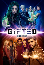 The Gifted (Season Two) Poster