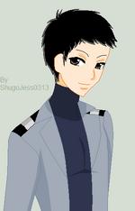 Kenji Yamabuki's Haircut