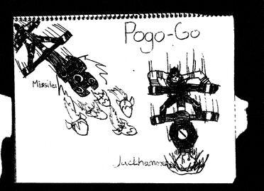 Pogo-Go