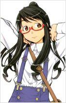 Rika Yoshitake character