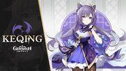 """New Character Demo - """"Keqing Yuheng of the Qixing"""" Genshin Impact"""