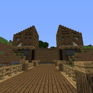 Западные ворота