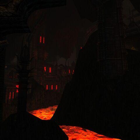 Локация в игре LOTRO