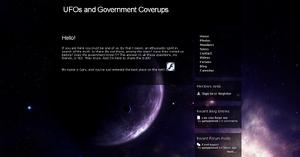 UFO website