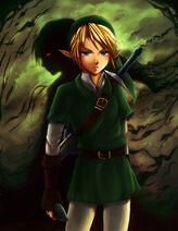 Link with shadow link