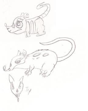 Plague rat