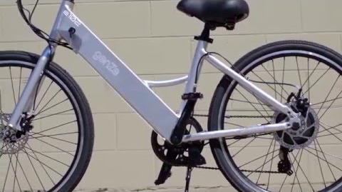 GenZe e bike - Twist the Throttle and Go