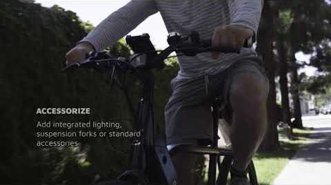 Introducing the GenZe 200 Series e-Bike