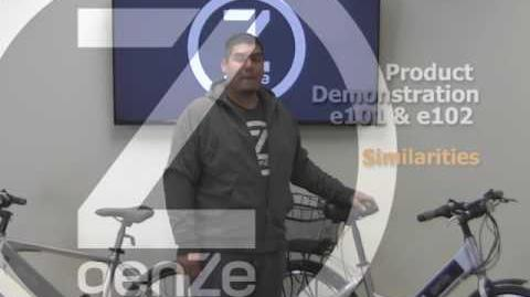 Key differences similarities with GenZe e-Bikes