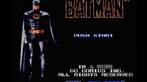 Batman (NES) Music - Stage 2
