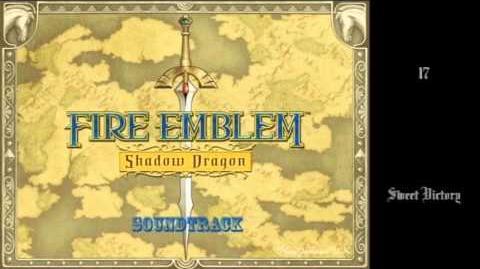 Fire Emblem Shadow Dragon OST - 17 - Sweet Victory