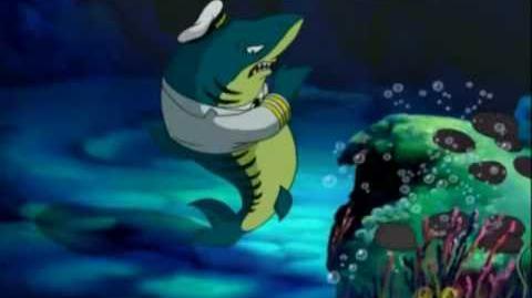 Tentacolino Terror of the Sea
