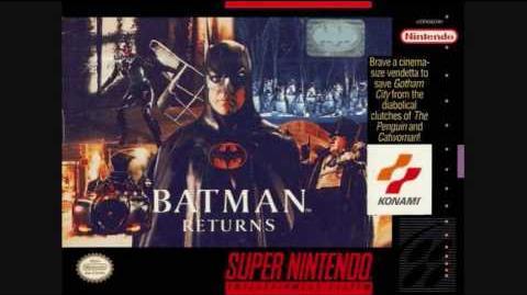 Batman Returns SNES OST - Boss