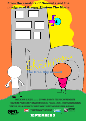 File:GreenyWorld poster.png
