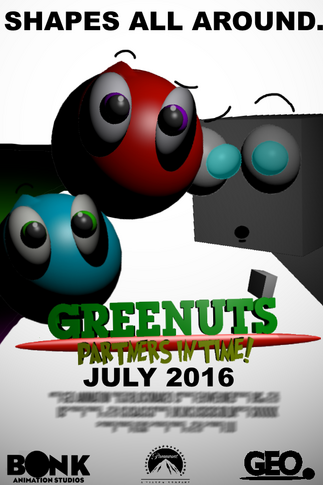 Greenuts-Partners In Time Movie Poster
