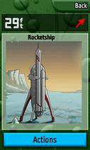 Wherigo rocket
