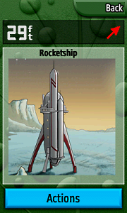 Wherigo rocket