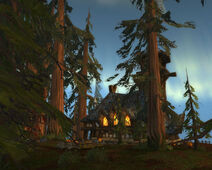 Amberpine Lodge by Adalein