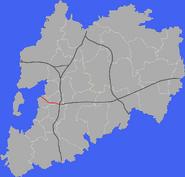 A14 Locatie