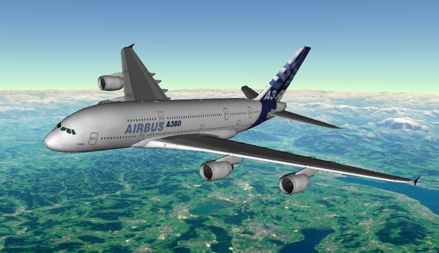 Airbus A380 | GeoFS Wiki | FANDOM powered by Wikia