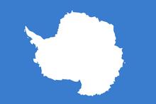 Nieoficjalna flaga Antarktyka
