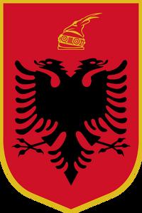 Herb Albanii