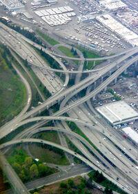 Autostrada w USA