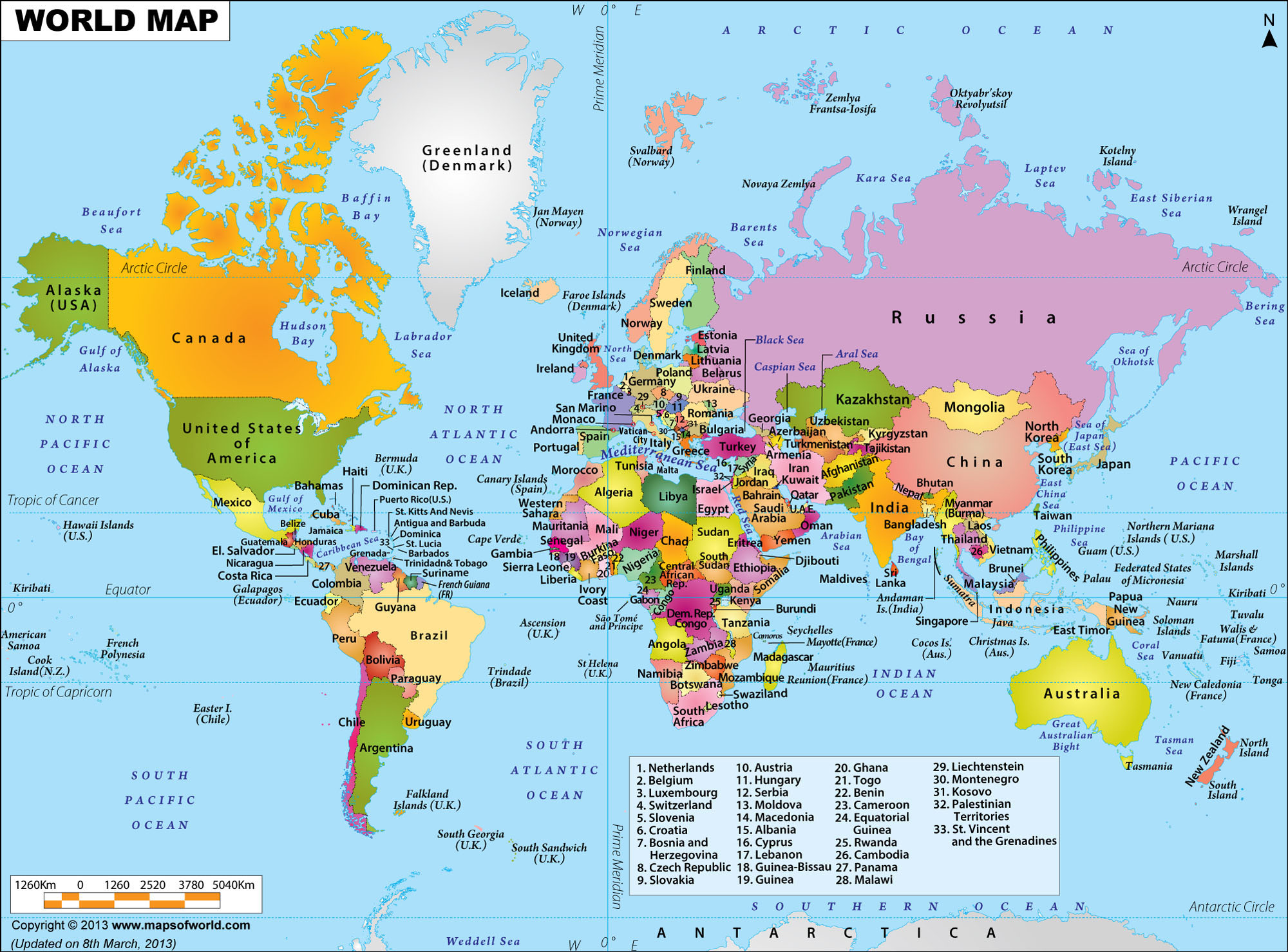 Picture of: Countries Of The World Global Geography Fandom