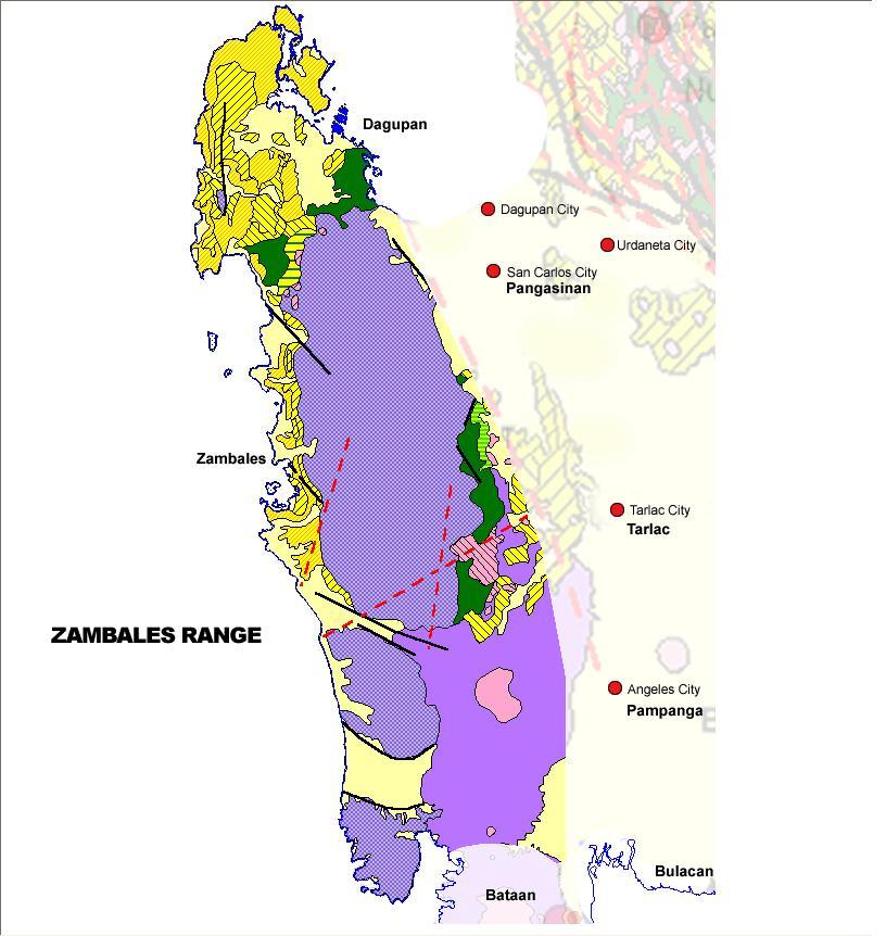 Zambales Range  Geology Wiki  FANDOM powered by Wikia