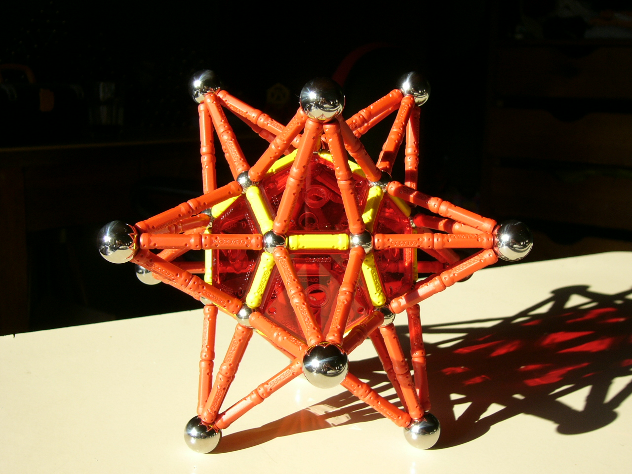 Small stellated dodecahedron