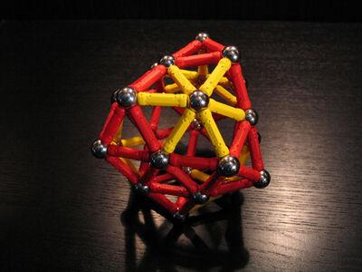 (0 0 12 16) deltahedron