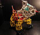 Deltahedron Dog