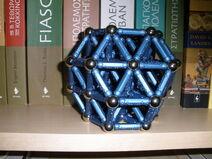 Κόλουρο Οκτάεδρο - Truncated Octahedron A