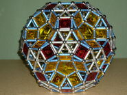 Truncated icosidodecahedron a12