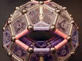 Lunar-holed Rhombicosidodecahedron E5/6J91(P4)