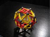 Amafirlian Snub Cuboctahedron