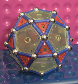 Icosidodecahedron - R