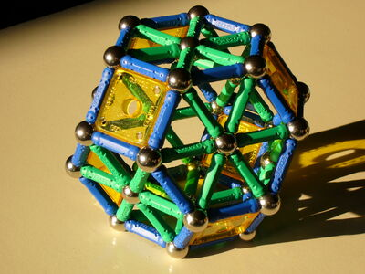 Truncated octahedron a12