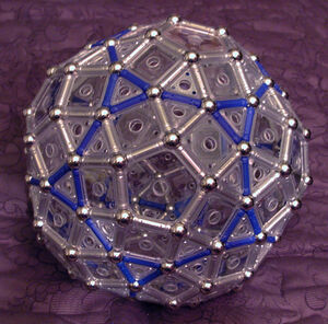 Augmented Truncated Dodecahedron T2T V2L