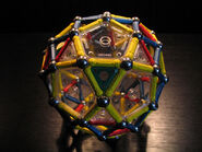 Snub tetrated dodecahedron d